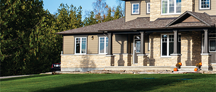 Building in eastern Ontario neighborhoods, Luxart Homes offers unique opportunities for potential homeowners.