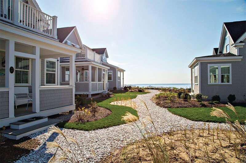 CapeBuilt Development LLC is bringing back the affordable beachfront cottage to the shores of Cape Cod.