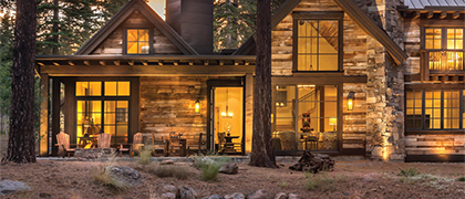 Heslin Construction is delivering more contemporary looks — ones that flow with California's Lake Tahoe.