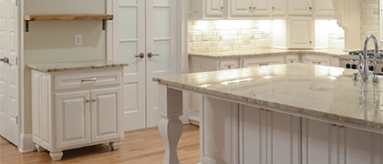 With custom cabinetry capabilities in-house, Pettis Builders LLC wows homebuyers in every detail.