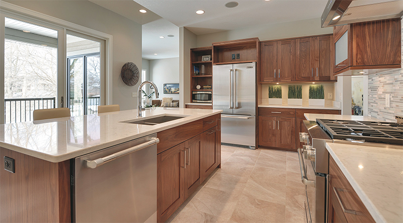 Accent Homes thrives in the Twin Cities, building on 30 years of custom home design/build experience.