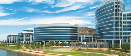 THE YEAR 2015 IS A TURNING POINT FOR PHOENIX'S EAST VALLEY, WHICH IS EXPERIENCING ROBUST GROWTH.