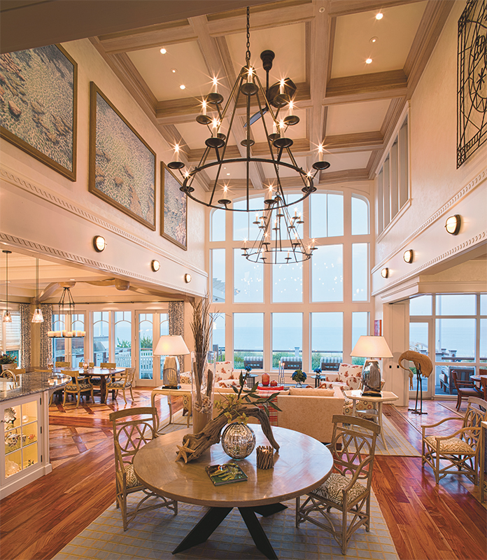 Dewson Construction Co. constructs luxury custom homes and renovations for four New England states.