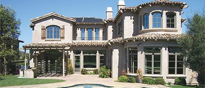 San Diego's Goral Construction is a leader in the high-end luxury home business.