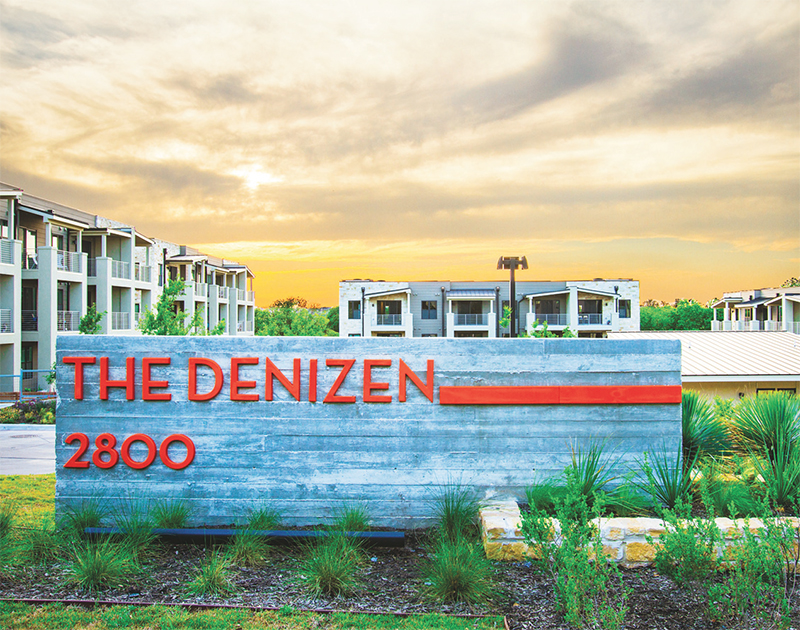 Skybeck overcomes every challenge to find success on the Denizen Condos.