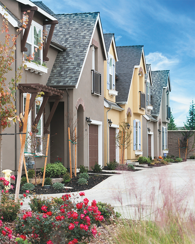 Blackpine Communities founder Michael E. Paris boasts almost 30 years of homebuilding experience.